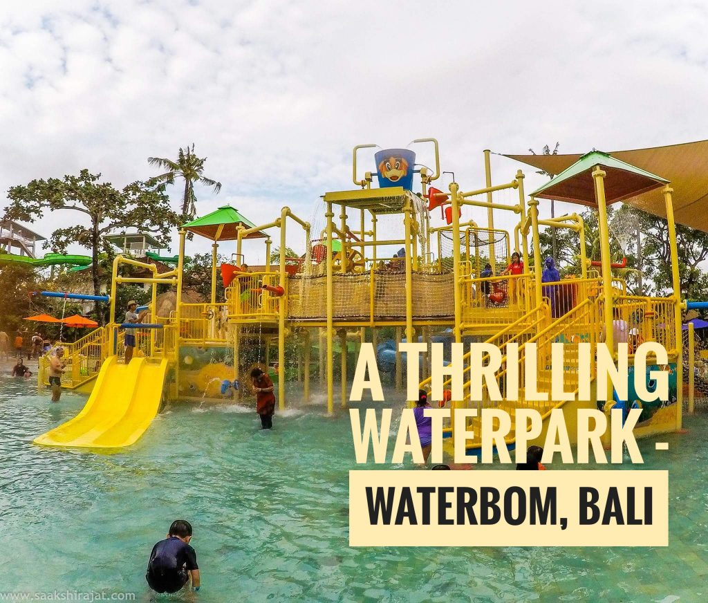 A Thrilling Waterpark Experience